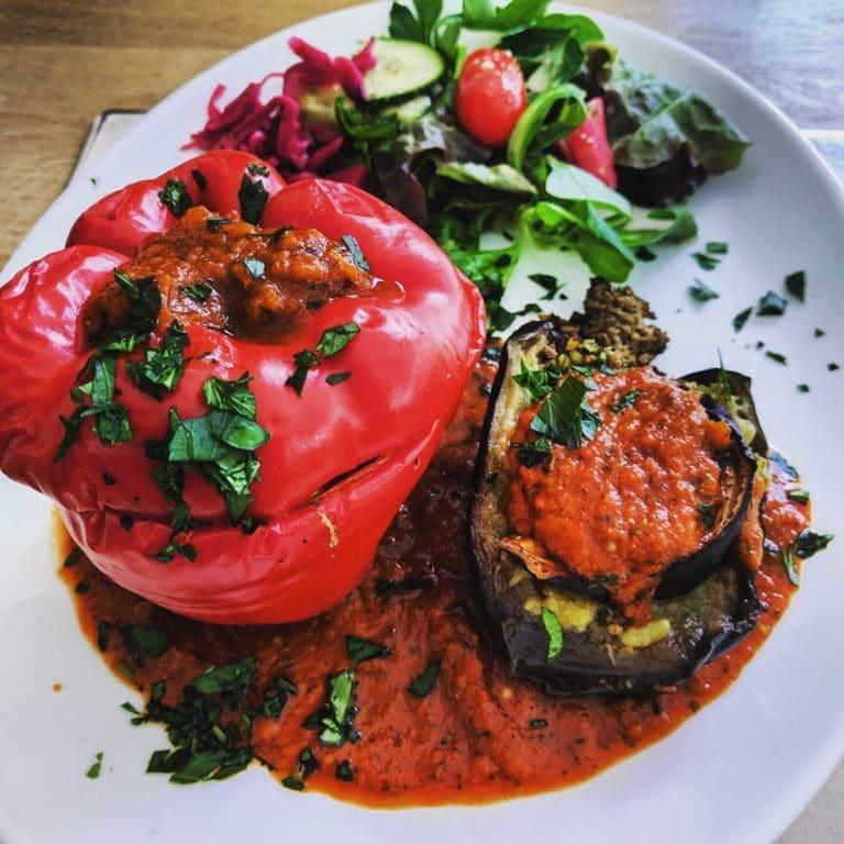 Cuisine Perse du restaurant Sohan Café