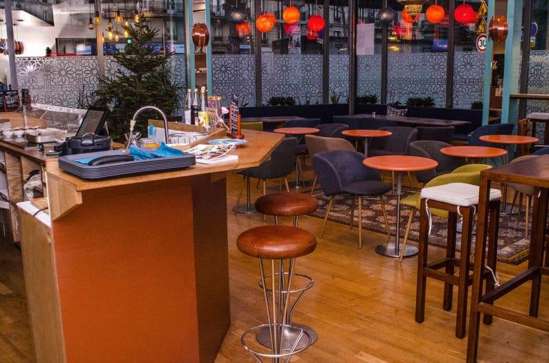 Sohan Café 18ème
