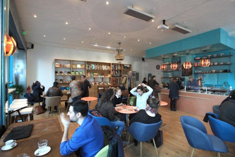 Le Sohan Café - espace culturel à Paris
